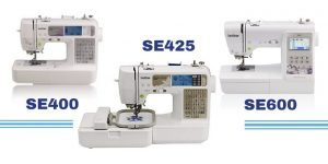 Brother SE400 vs. SE425 vs. SE600 Reviews