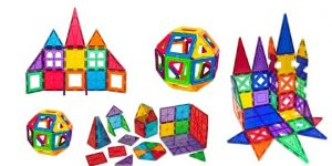 Playmags vs. Magna-Tiles vs. Picasso Tiles vs. Magformers